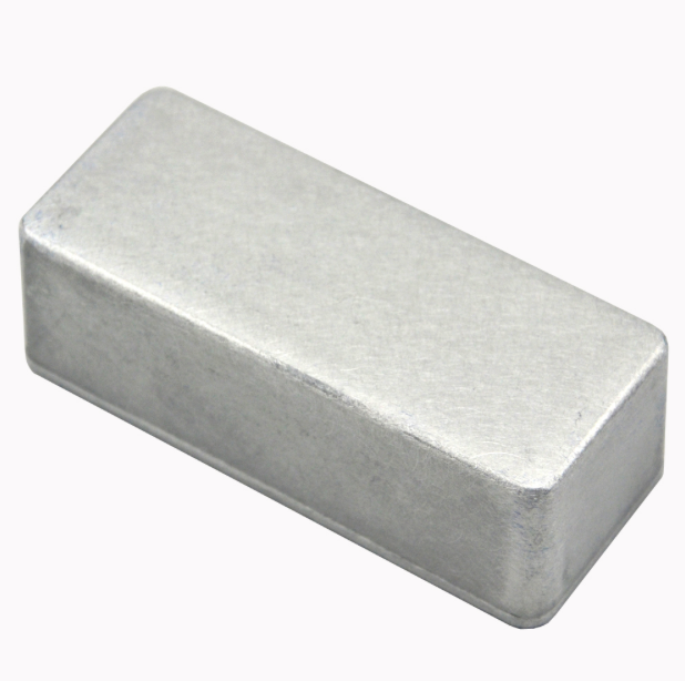 10 x Diecast Aluminium Project Box Case guitar pedal DIY projects Joblot